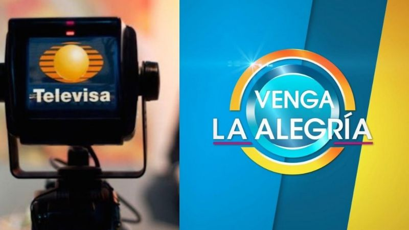 Tras veto de Televisa y desfigurar su rostro, actriz llega a 'VLA' y deja en shock a TV Azteca