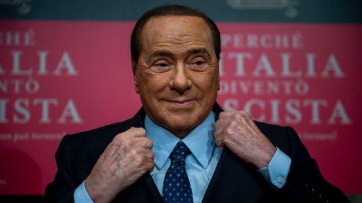 Silvio Berlusconi es ingresado a un hospital por una supuesta neumonía bilateral