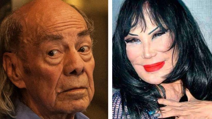 """Lyn May confirma en 'VLA' que tuvo amorío con 'El Loco' Valdés y la destrozan: """"Vieja loca"""""""