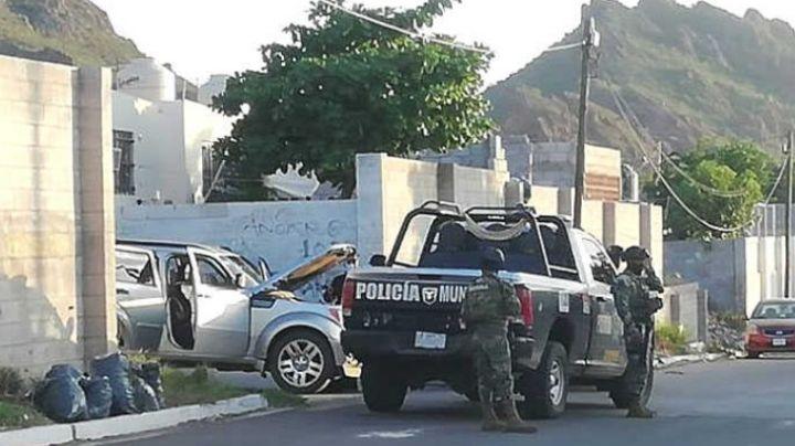 Guaymas: Detienen a cuatro y liberan a presunto privado de la libertad en operativo