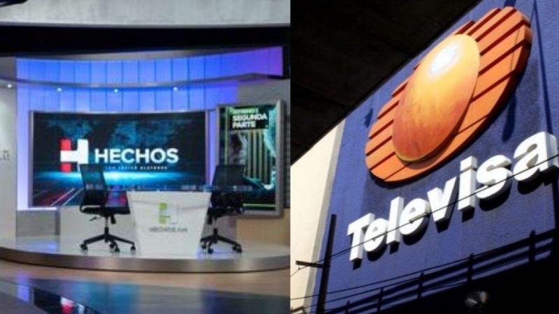Golpe a TV Azteca: Tras despido de 'Hechos', conductor los traiciona y llegaría a Televisa