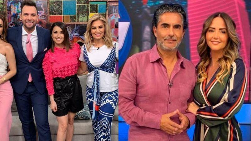 Tras llegar a 'VLA', exconductor de 'Hoy' regresa a Televisa y da dura noticia al borde del llanto