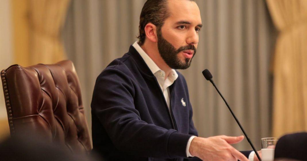 Presidente de El Salvador niega haber negociado con pandilla