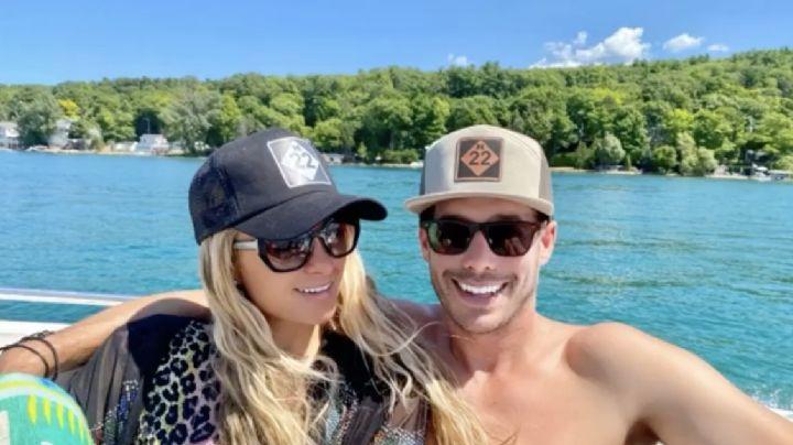 ¿Pide el anillo? Paris Hilton derrama miel en Instagram por su aniversario con Carter Reum