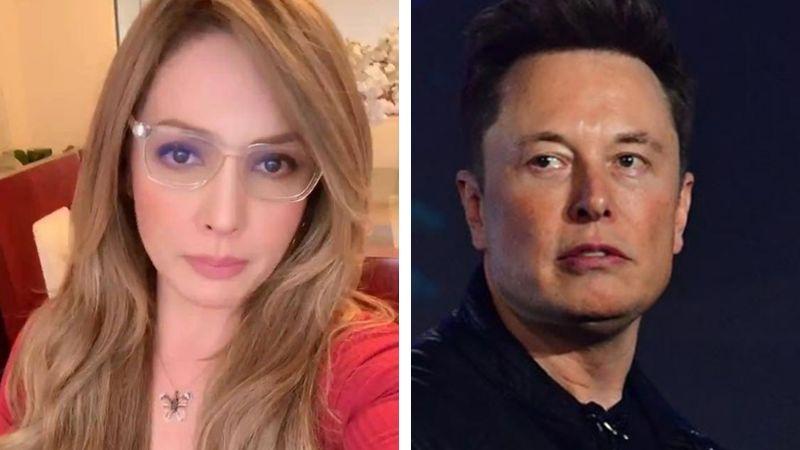 """""""Seremos robots"""": Paty Navidad se lanza contra chip cerebral de Elon Musk"""