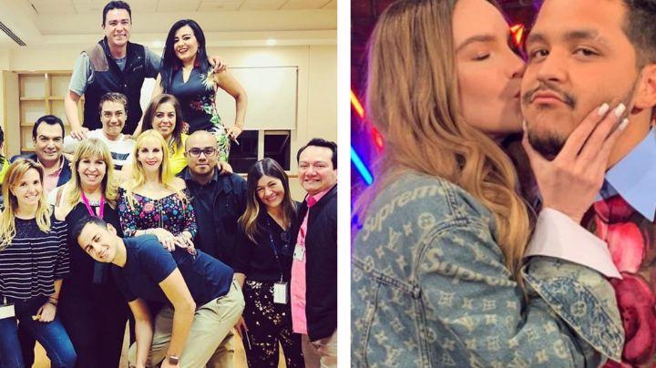 Conductora de 'Hoy' humilla a Belinda en Instagram y envía fuerte recadito a Christian Nodal