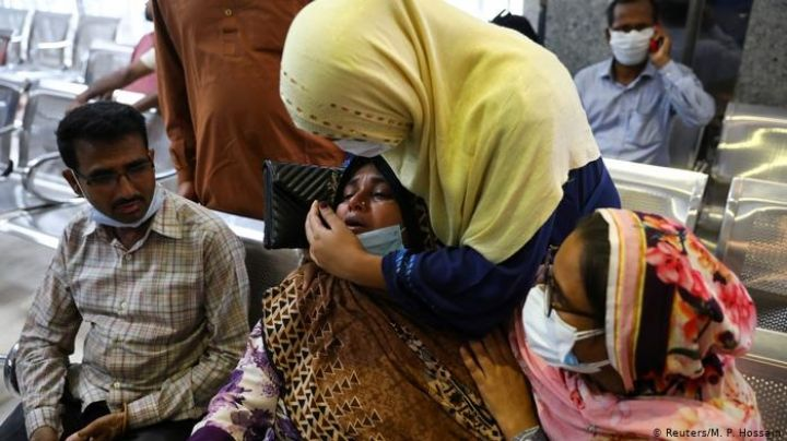 Tragedia en Bangladésh: Muertos por la explosión de gas en mezquita aumenta a 24