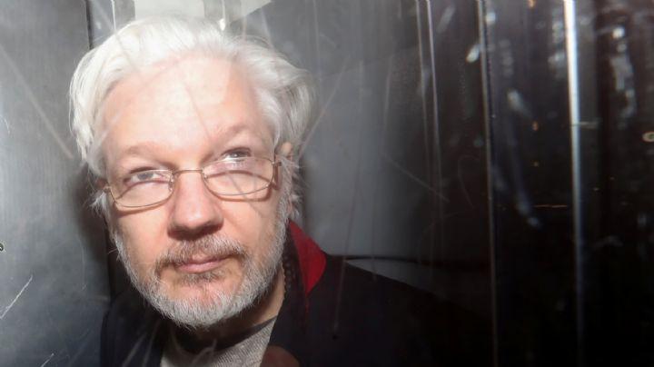 Julian Assange rechaza petición de Estados Unidos para ser extraditado