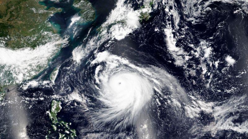 Tifón 'Haishen' deja un muerto, 4 desaparecidos y 84 heridos en el suroeste de Japón