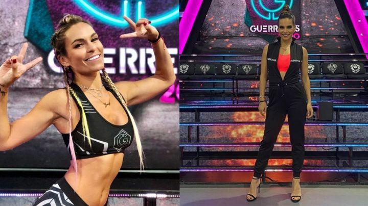 """¡Tensión en Televisa! Tania Rincón arremete en vivo contra exintegrante de 'VLA': """"Hipócrita"""""""