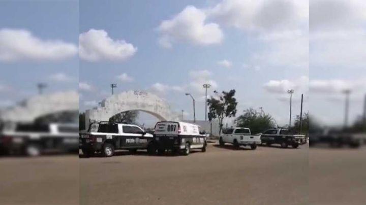 Supuesto cadáver genera intensa movilización policíaca al sur de Ciudad Obregón