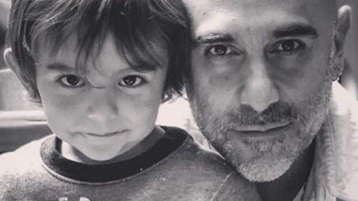 Héctor Suárez Gomís dedica tierno mensaje a su hijo por su cumpleaños