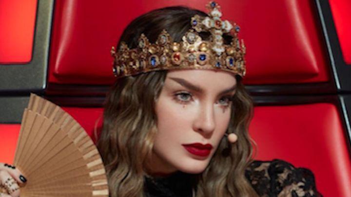 Revelan en 'Ventaneando' que Belinda obtuvo su famosa corona ¡de regalo!