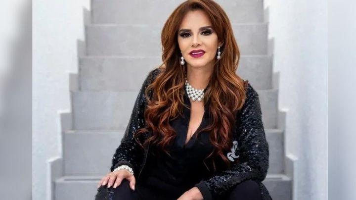 La llegada de Victoria convierte a Lucía Méndez en abuela por primera vez a sus 65 años