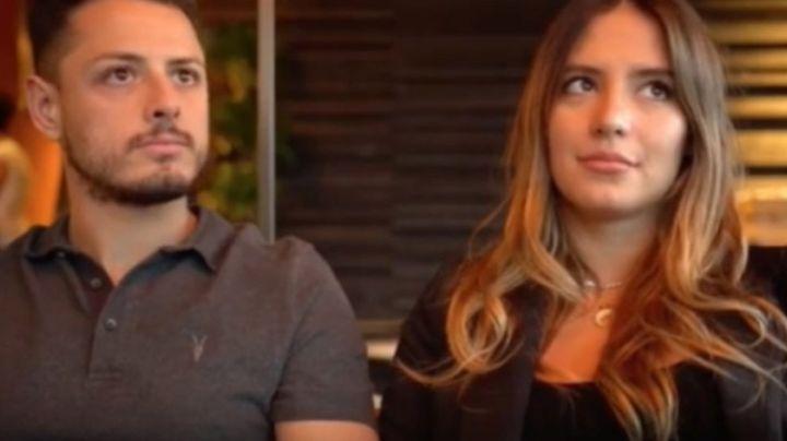 Revista confirma que Sarah Kohan y 'Chicharito' se separan tras 2 años casados