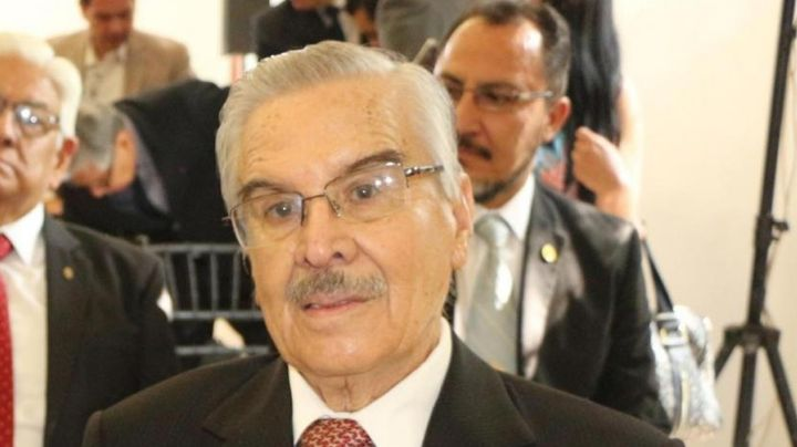 Ángel Sergio Guerrero Mier, exgobernador de Durango, fallece a los 85 años