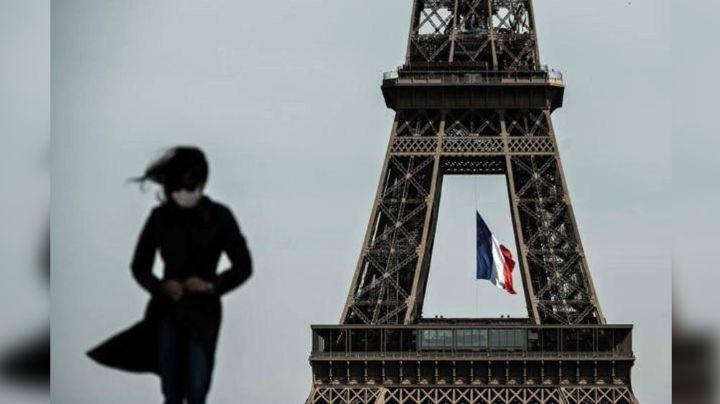 Covid-19 en Francia: Se extiende estricto toque de queda; escuelas continúan su actividad