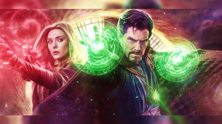 'Doctor Strange in the Multiverse of Madness' detiene su rodaje, revela Elizabeth Olsen