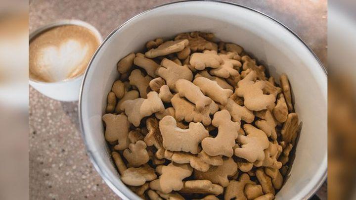 Galletas de animalitos: De estas deliciosas maneras puedes combinarlas