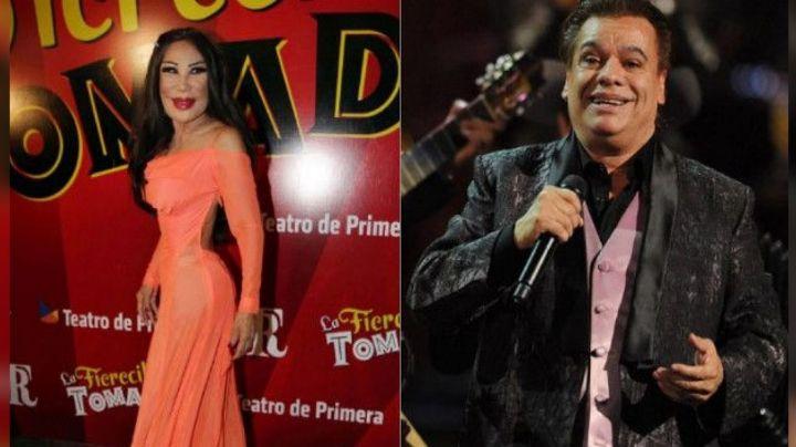 Gustavo Adolfo Infante revela que Juan Gabriel usaba los vestidos de Lyn May