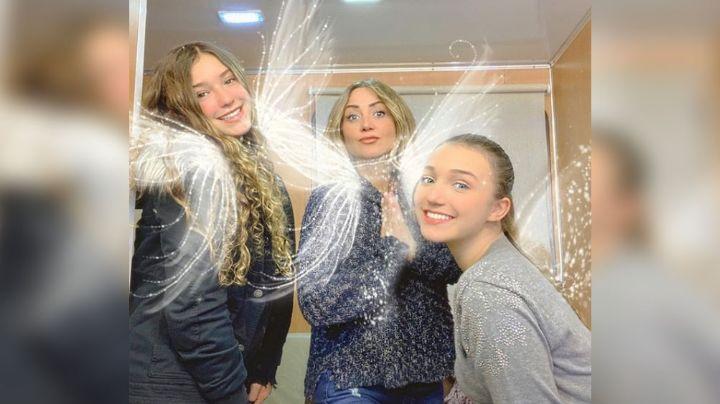 Andrea Legarreta sorprende a Nina Rubín con su exquisito regalo de cumpleaños 14