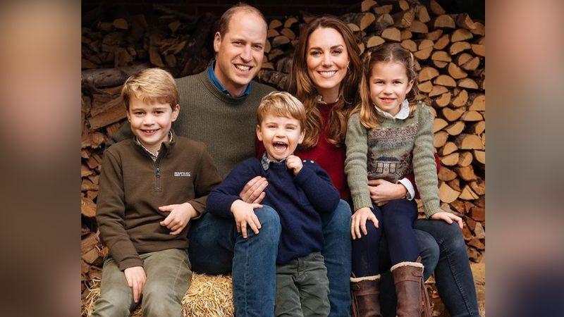 Kate Middleton celebra sus 39 con el Príncipe William, sus 3 hijos y un tierno mensaje en redes