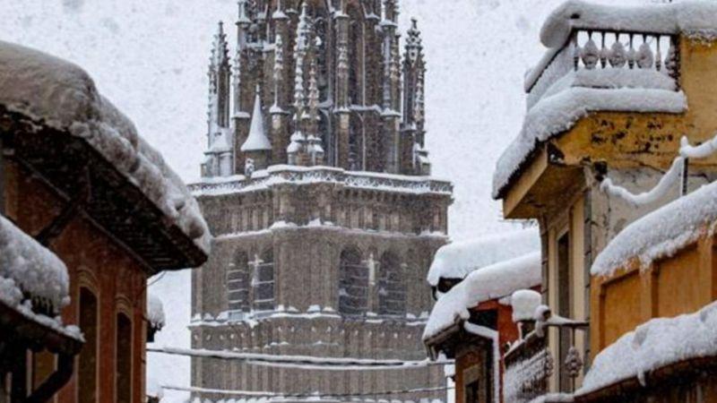 Tormenta de nieve 'Filomena', cobra a su cuarta víctima y ministro informa heladas de -10 grados