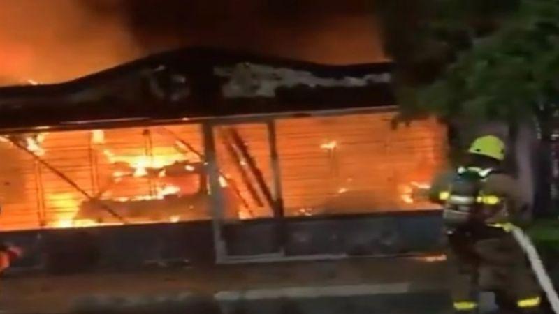 Tragedia en Colombia: Incendio de casa deja siete muertos; tres son menores de edad