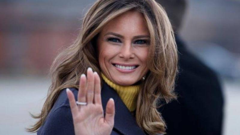 Melania Trump, en controversia por lo que habría hecho durante ataque al Capitolio
