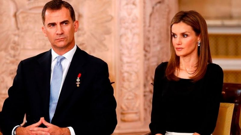 Rey Felipe VI de España y Reina Letizia lamentan las 4 víctimas de la tormenta 'Filomena'