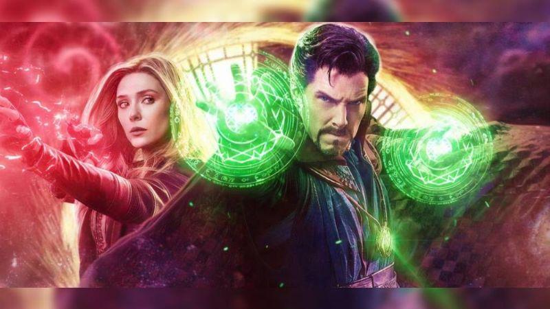 'Doctor Strange in the Multiverse of Madness' detiene su rodaje, revela Elizabeth Olsen
