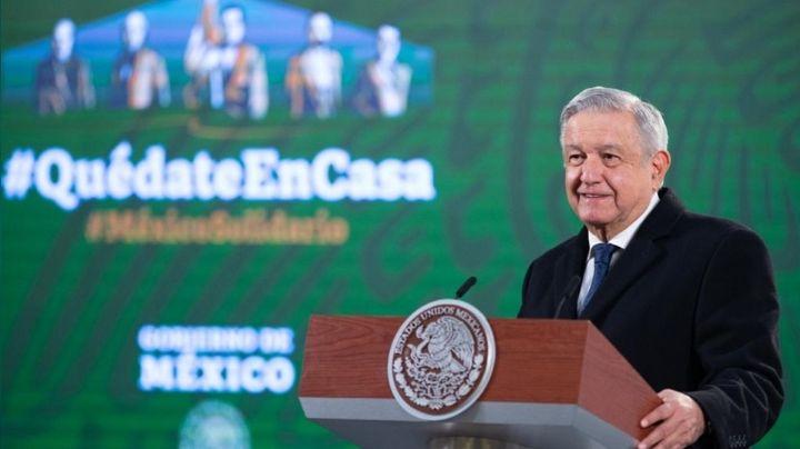 AMLO asegura que denuncias contra Félix Salgado son producto de las elecciones