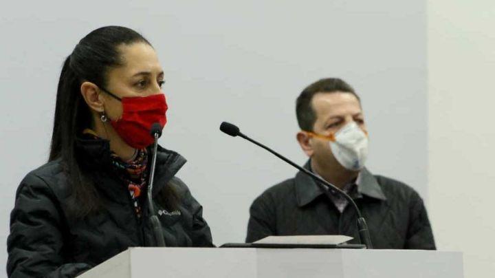 """""""Hay que quitar el dramatismo"""": Sheinbaum alerta ocupación hospitalaria del 90% en CDMX"""