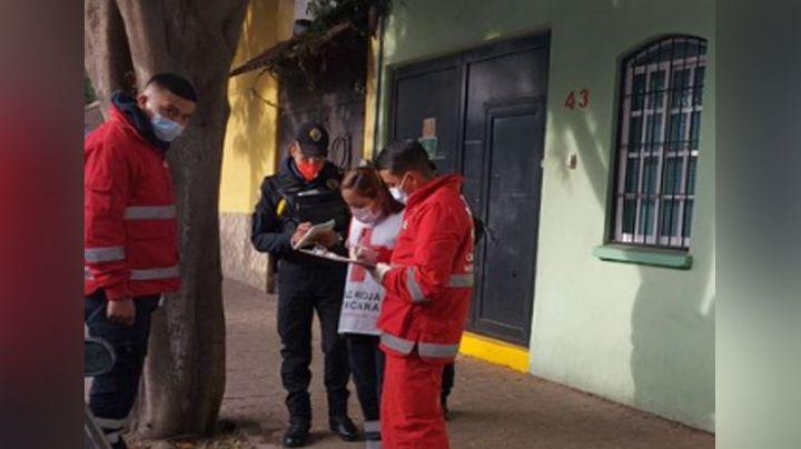 CDMX: Desconocidos abandonan cadáver de una mujer en calles de Anáhuac