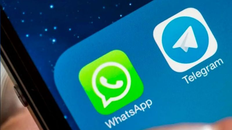 Telegram filtra el secreto detrás de la situación porque abandonan WhatsApp