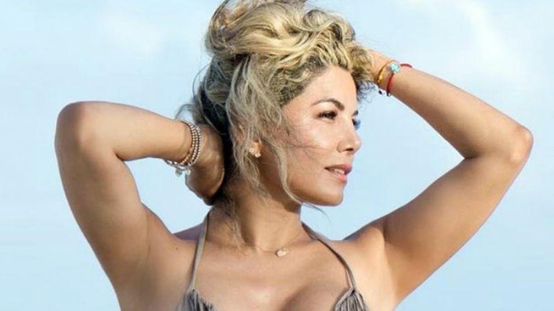 Aleida Núñez sorprende con espectaculares fotos bajo el sol y en la piscina