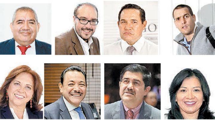 Al menos 448 diputados buscan la reelección pese faltar y ser investigados por UIF