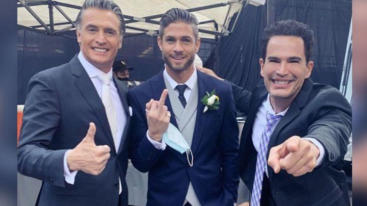 Tras rumor de divorcio, galán de Televisa admite que tiene problemas en su matrimonio