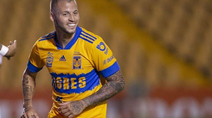 Nicolás López podría ser el primer refuerzo de la delantera del Cruz Azul