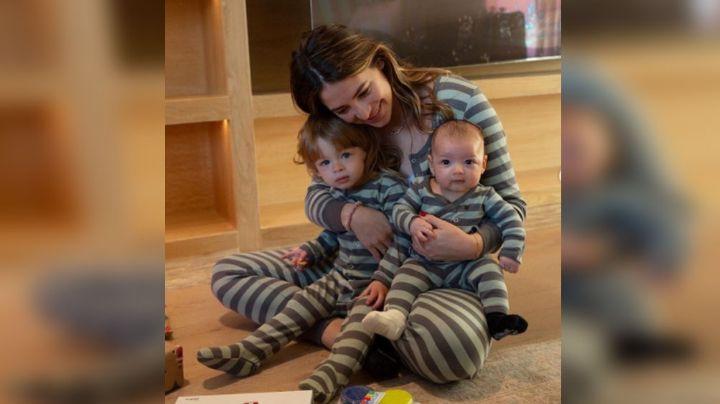 Adiós 'Chicharito': Sarah Kohan se va a Australia junto a sus dos hijos