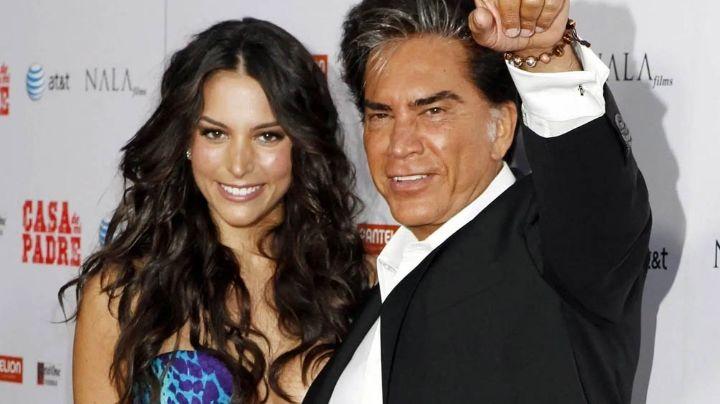 Génesis, la hija de José Luis Rodríguez 'El Puma', actuará en 'The Umberella Academy'