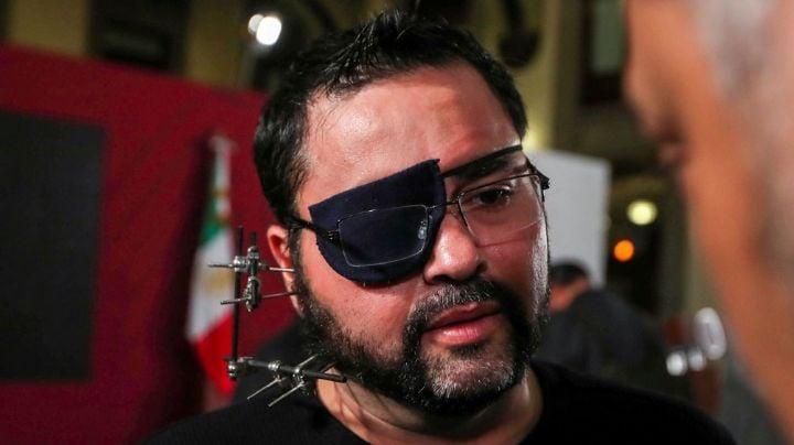 Tras casi morir en un atentado, Paul Velázquez se registra como precandidato a diputado por Morena