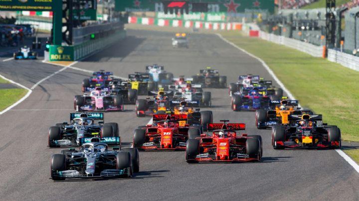 Modifican calendario de la Formula 1; el Gran Premio de Australia se mueve a noviembre