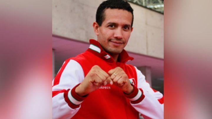 Óscar Salazar, medallista olímpico confiesa sufrió una terrible neumonía a causa del Covid-19