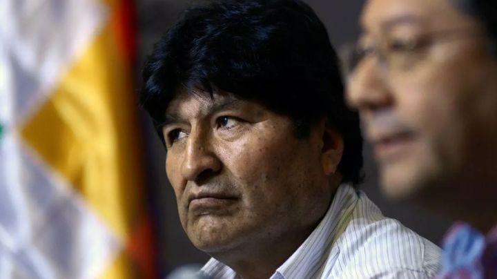 Evo Morales, expresidente de Bolivia, da positivo a Covid-19; inicia tratamiento médico