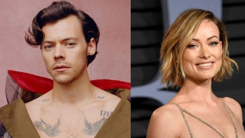 Harry Styles y Olivia Wilde se mudan juntos a pocos días de haber confirmado su romance