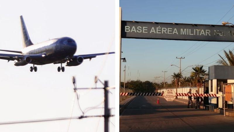 Sonora recibe vuelo con primer cargamento de vacunas contra el Covid-19