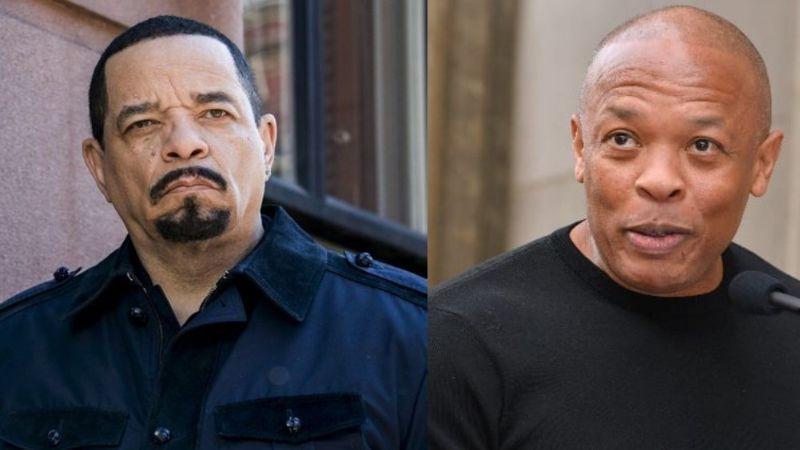 Ice-T habla sobre el estado de salud de Dr. Dre tras sufrir un aneurisma cerebral