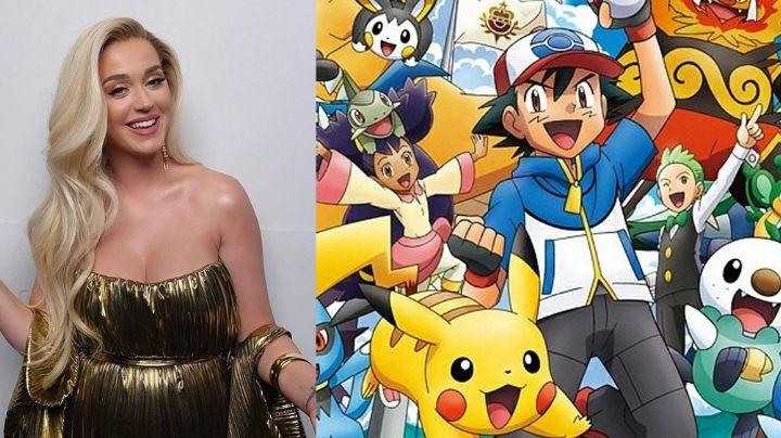 Katy Perry celebrará el 25 aniversario de 'Pokemón' con video musical en su honor