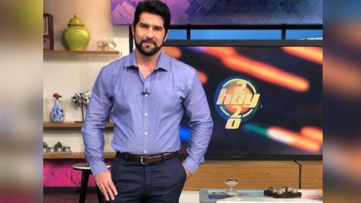 """Tras dejar 'Hoy', Televisa veta a Arturo Carmona: """"Le prohibieron la entrada a la empresa"""""""